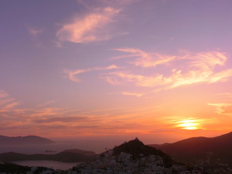 Sonnenuntergang Ios