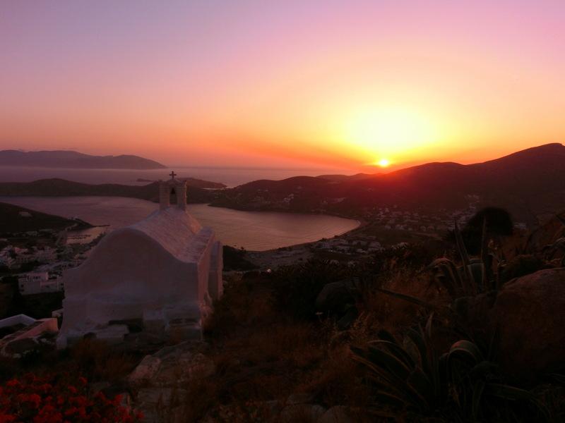 Sonnenuntergang Ios2