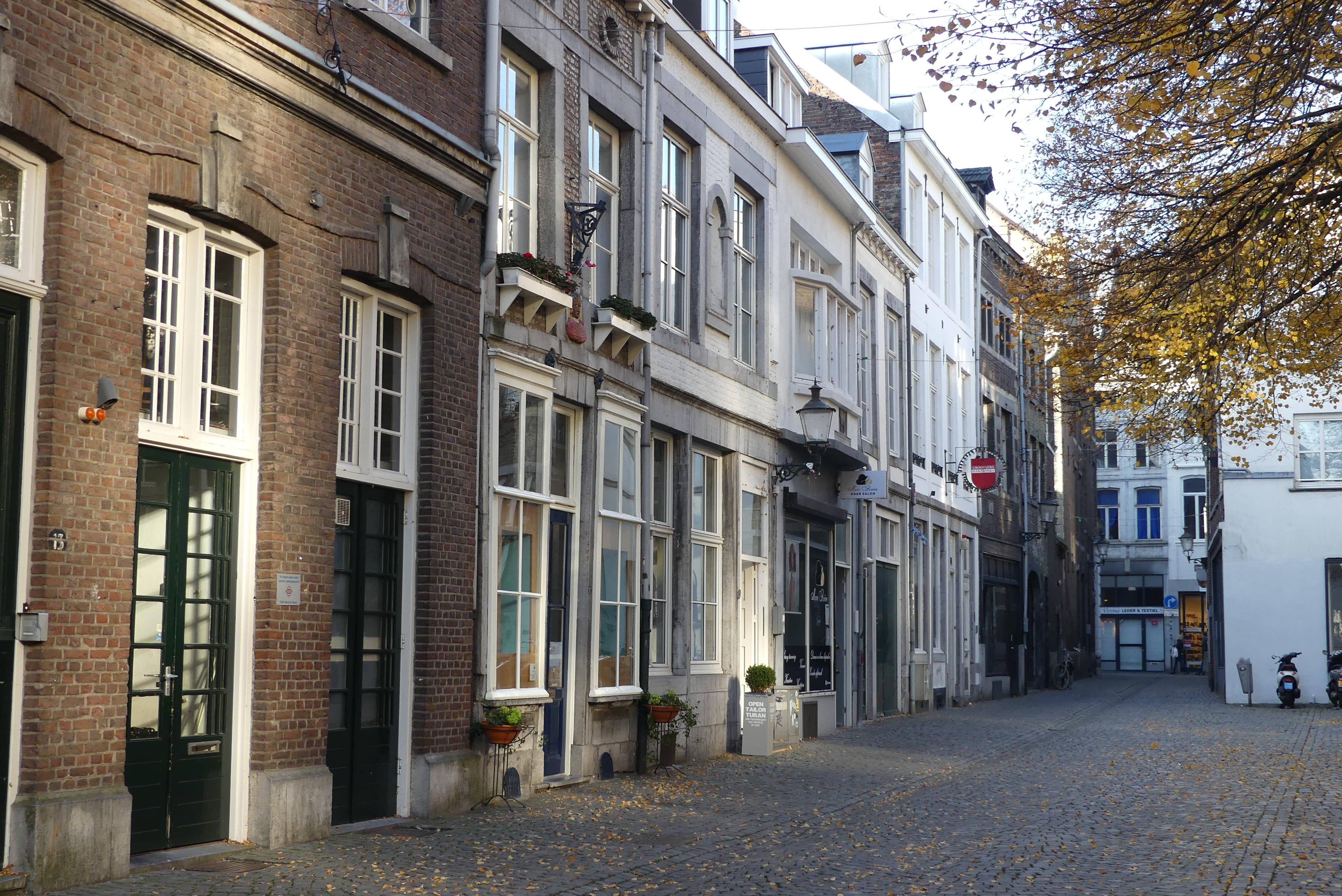 Gässchen in Maastricht