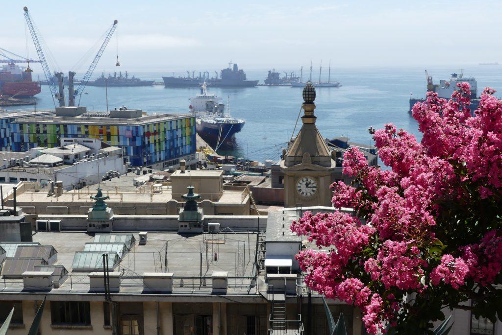 Valparaíso Hafen