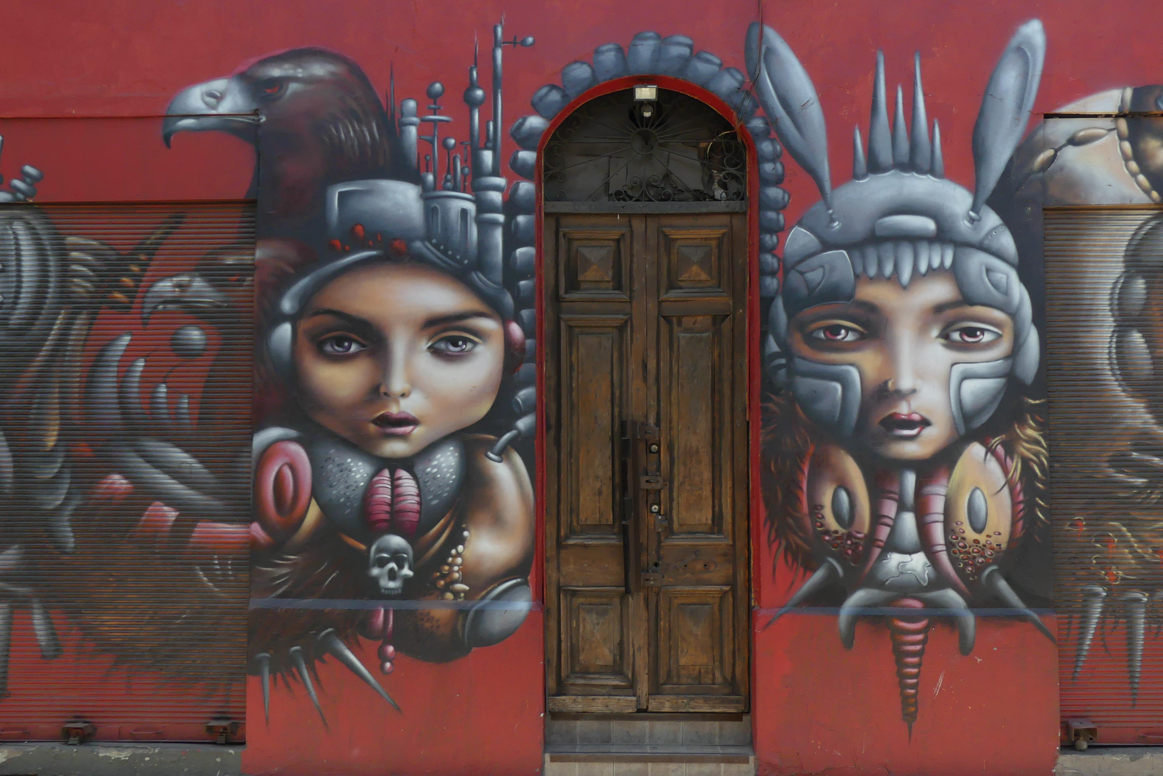 Barrio Bellavista Streetart
