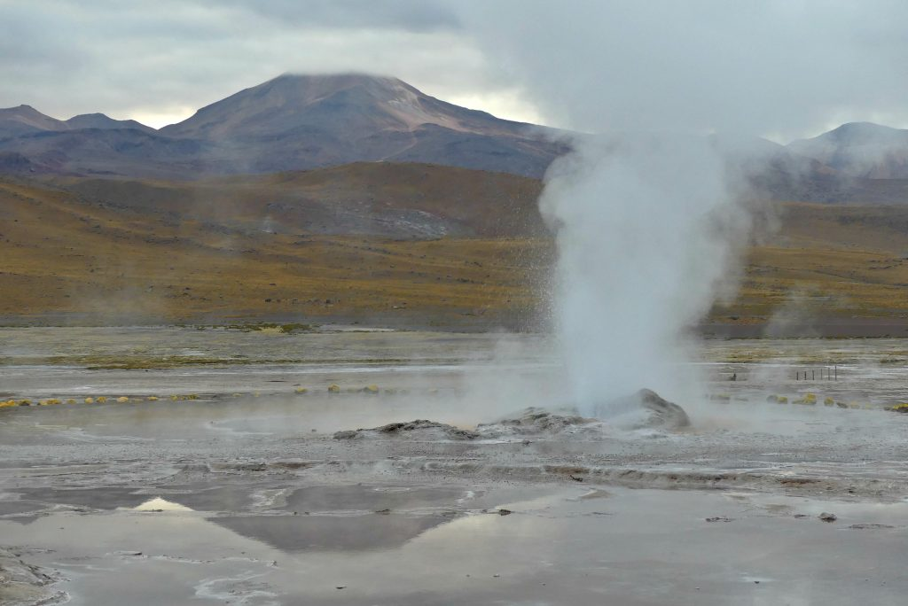 El Tatio Geysirfeld,  Chile