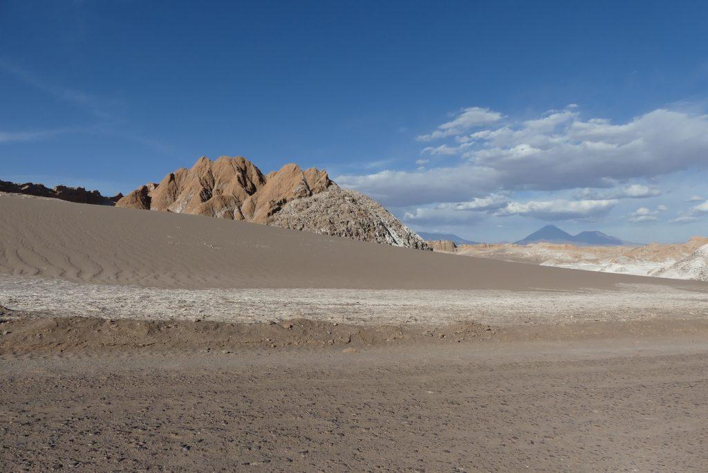 Formen im Valle de la Luna, Chile