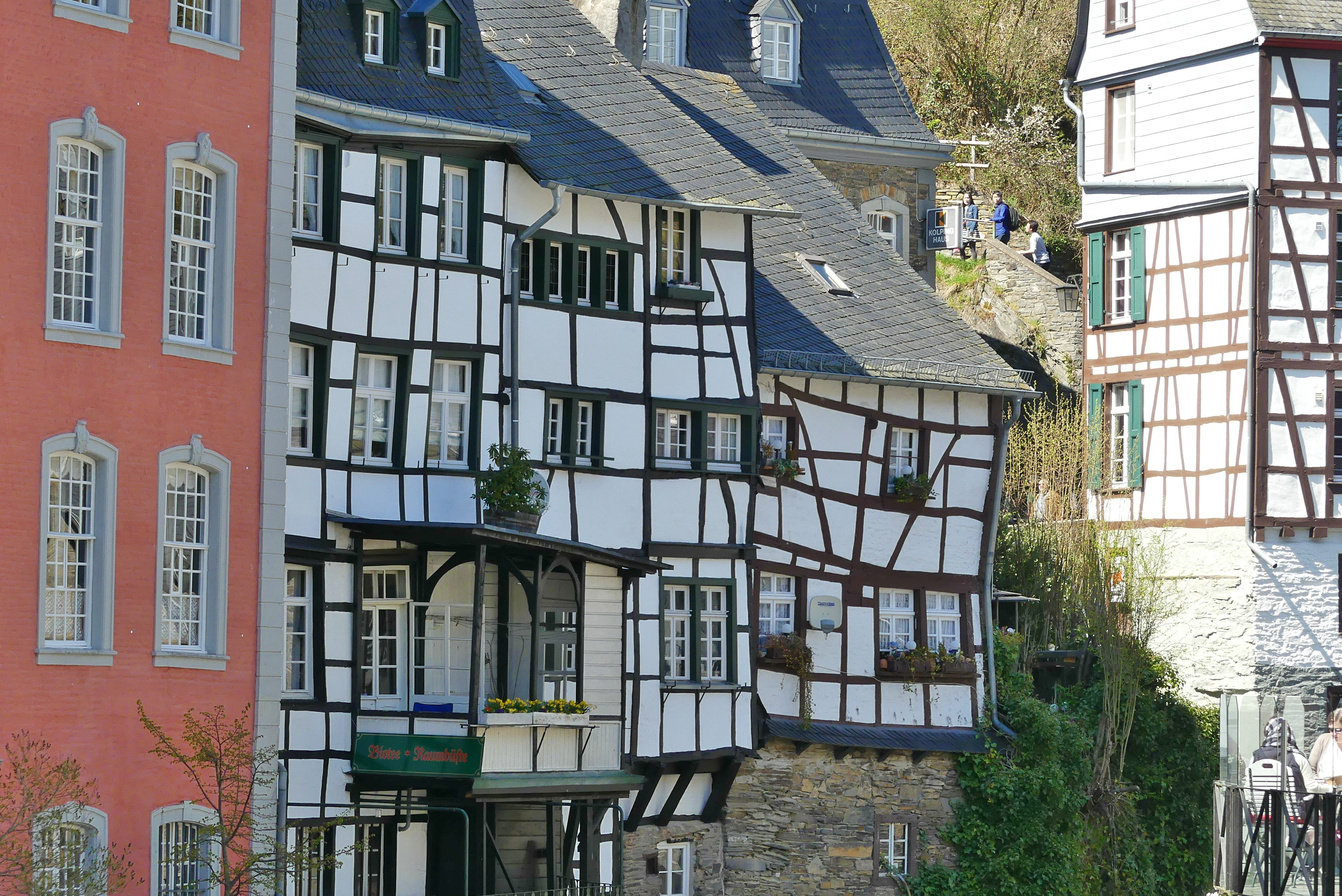 Fachwerkhäuser Monschau