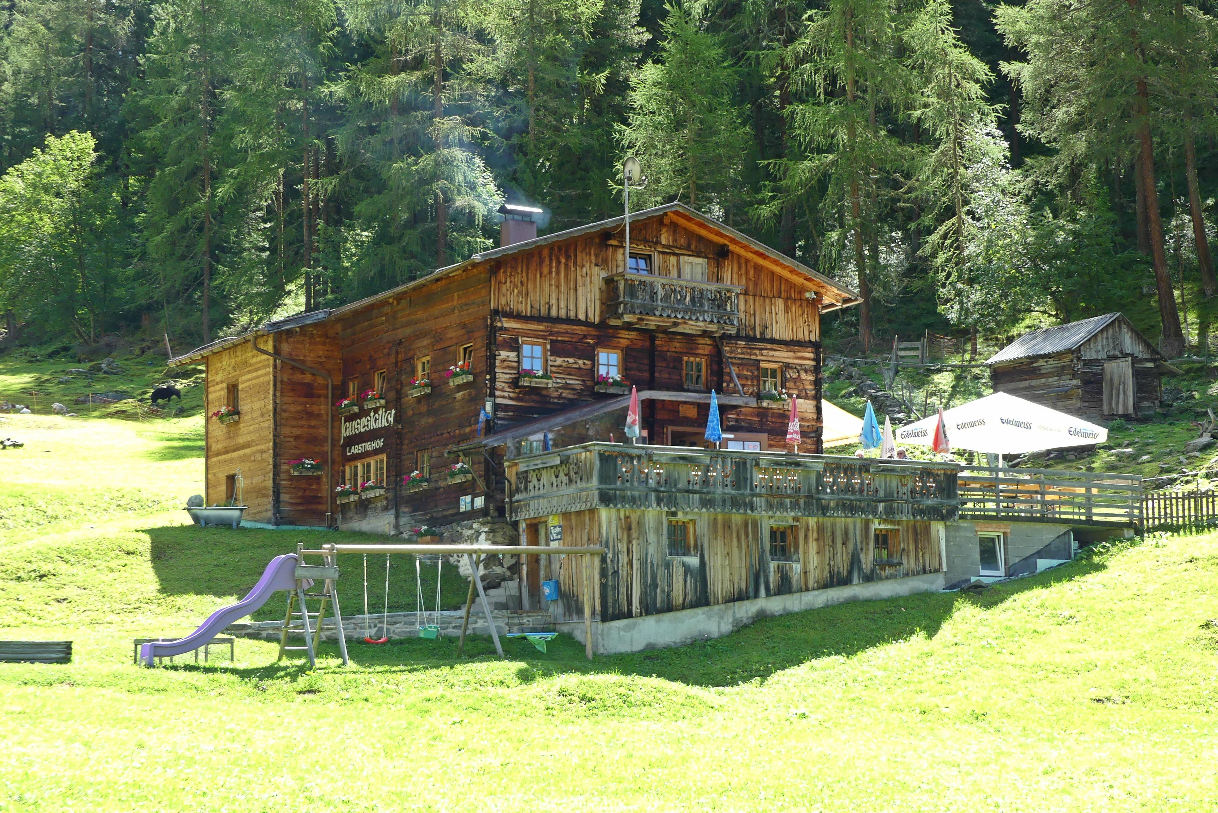 Jausenstation Larstighof