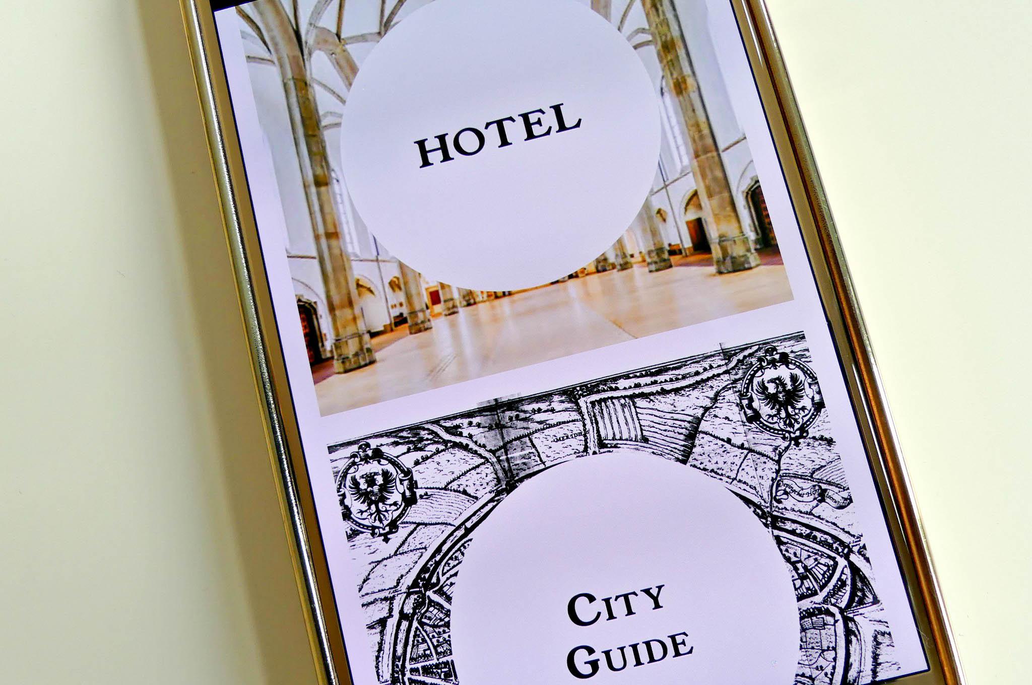 Hotel Total Aachen App