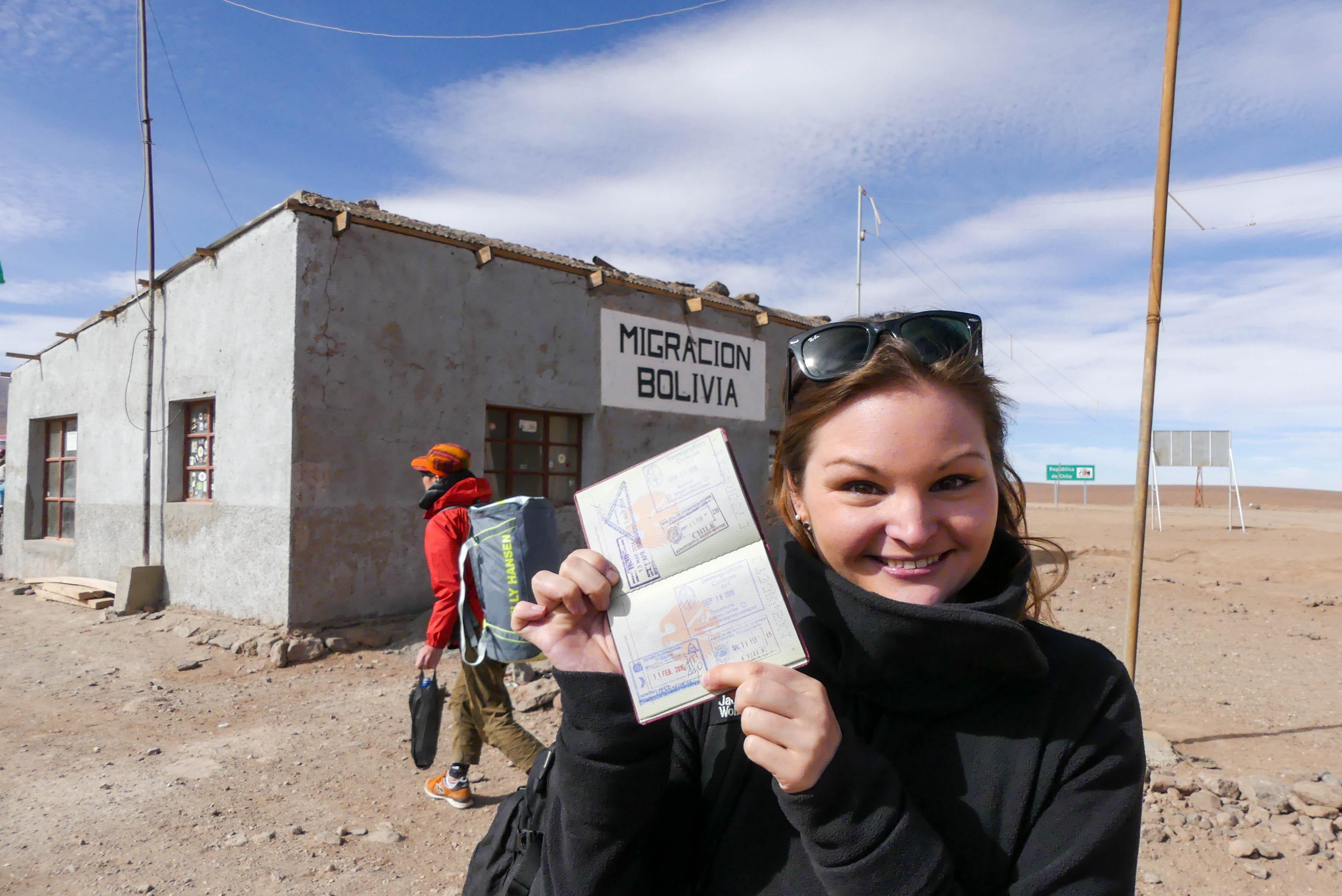 Migración Bolivia