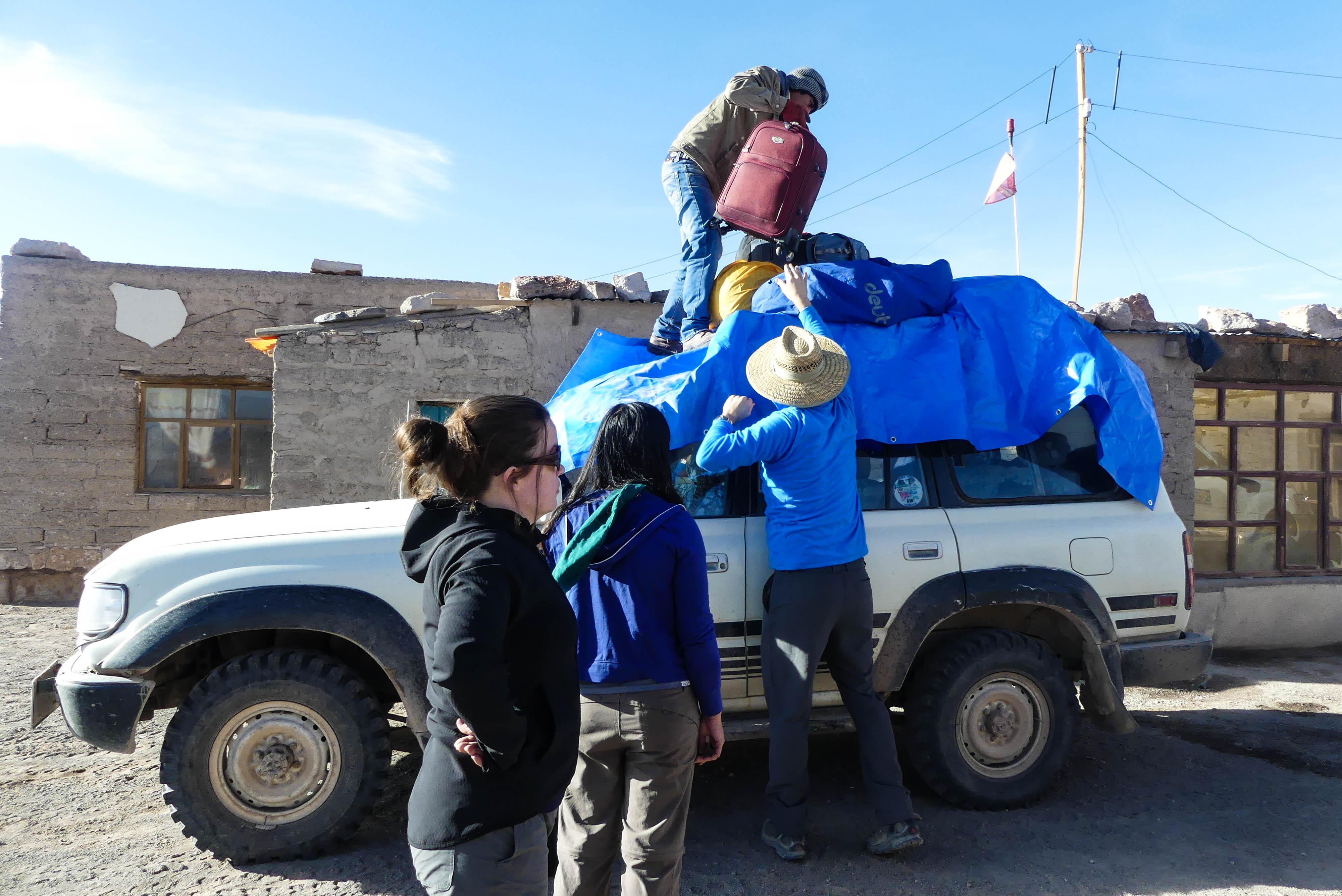 Unterkunft Bolivien Hochland