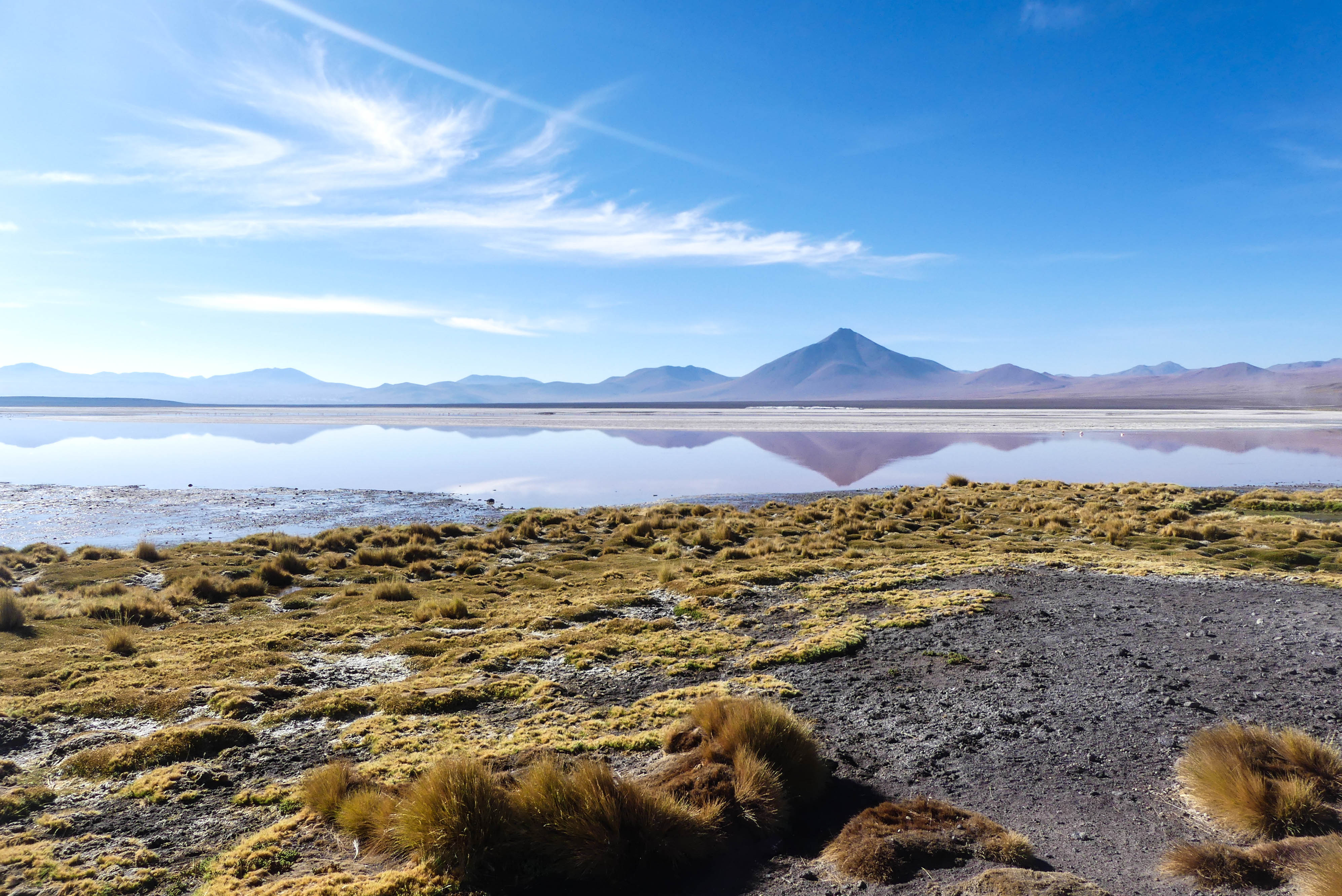Bolivien Hochland