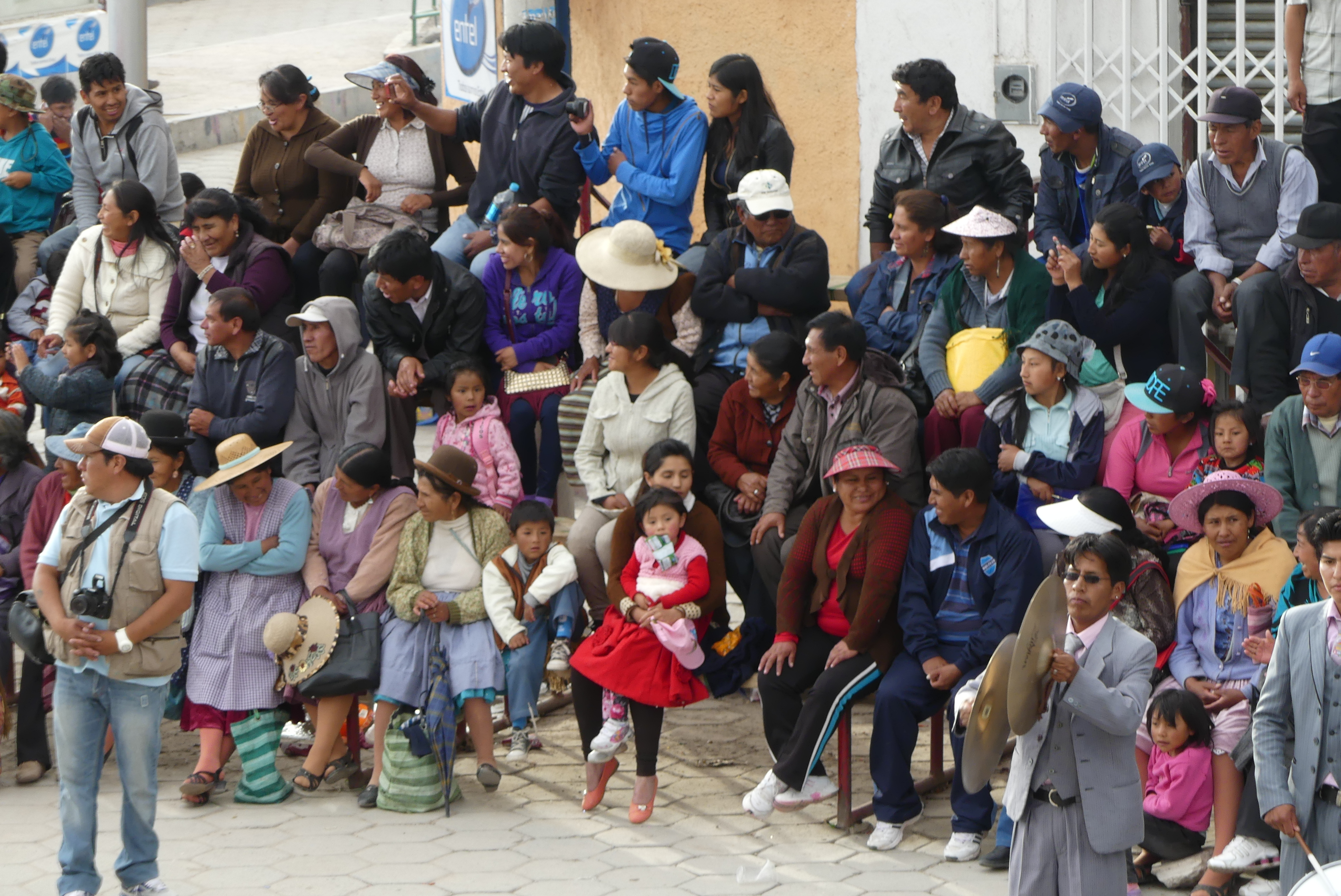 Bolivien Karneval