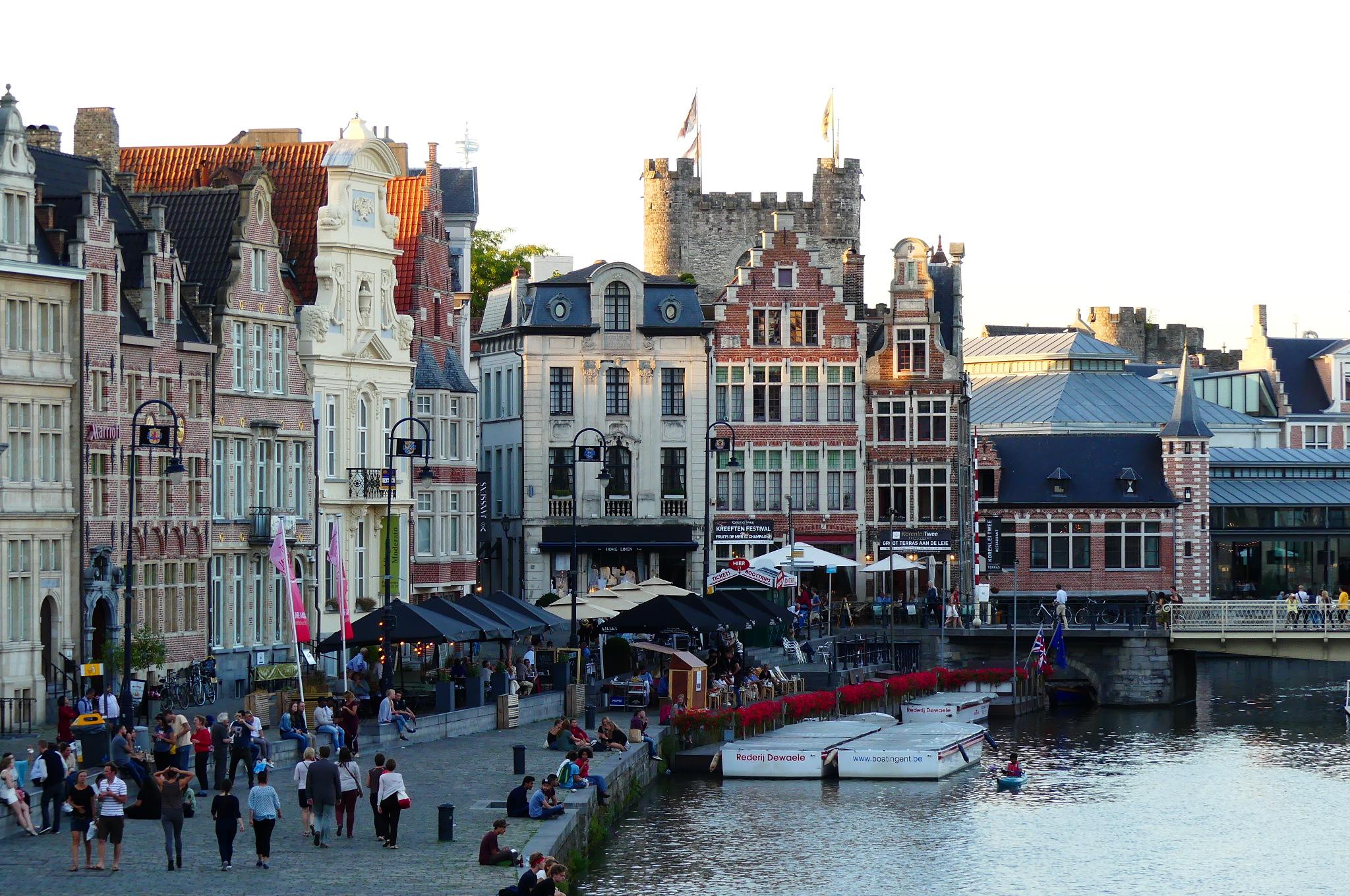 Gent Altstadt