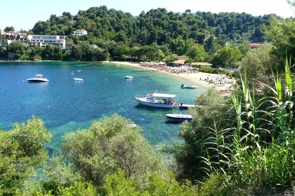 Skiathos Bucht