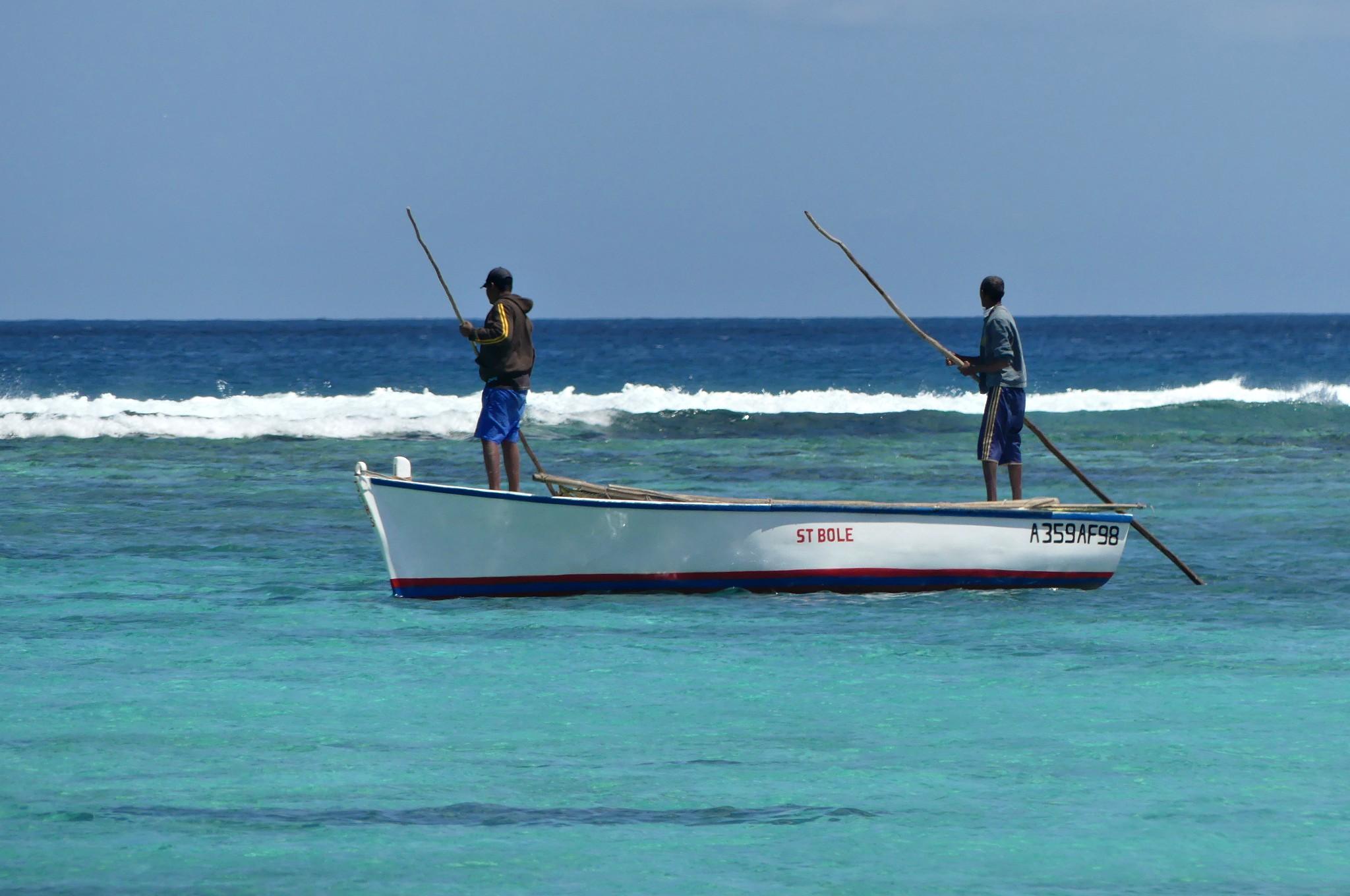 Trou aux Biches Fishermen