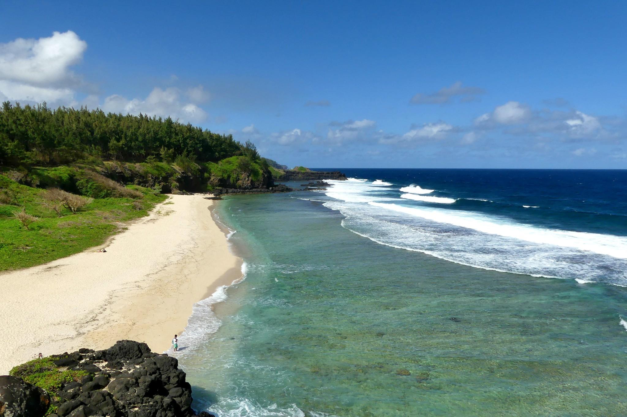 Mauritius Süden