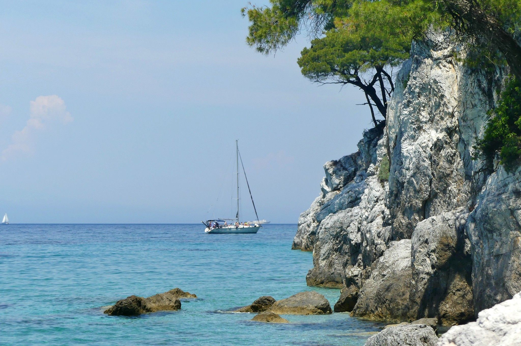 Kastani Beach Skopelos
