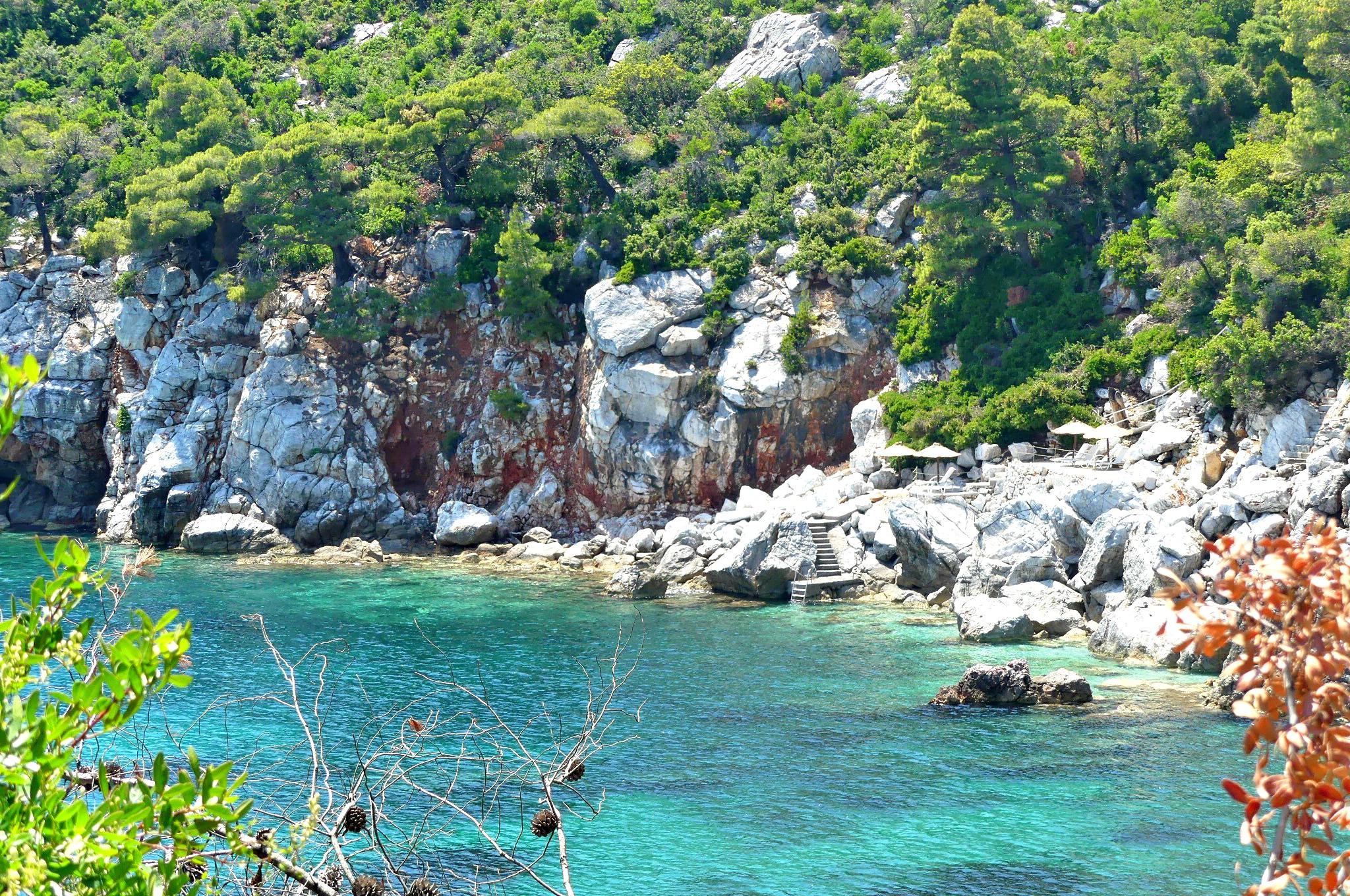Stafylos Beach