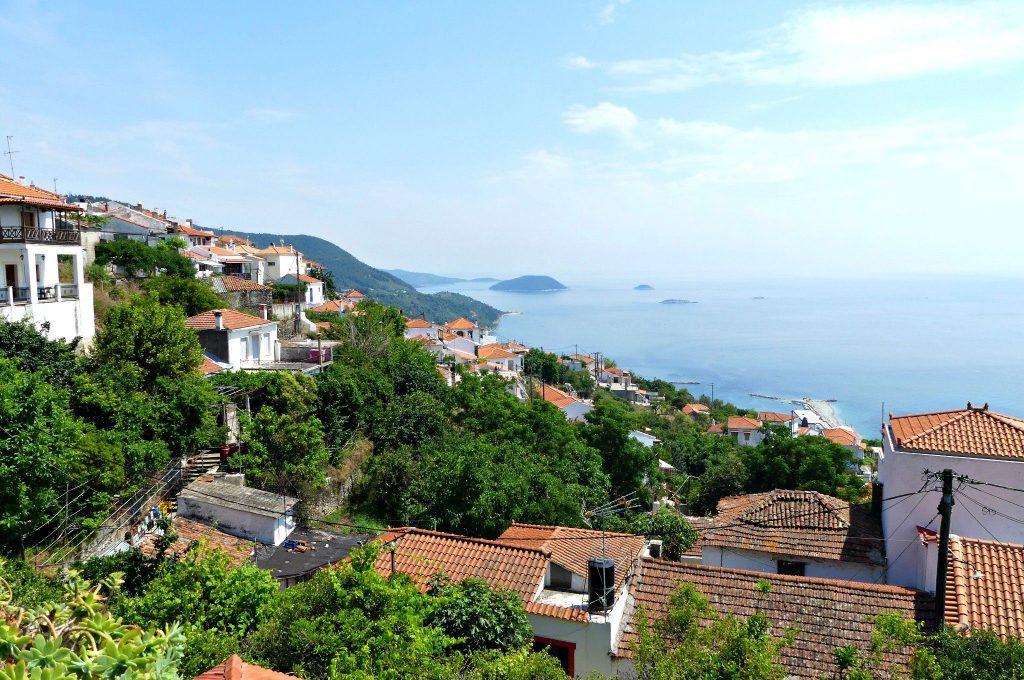 Skopelos Aussicht