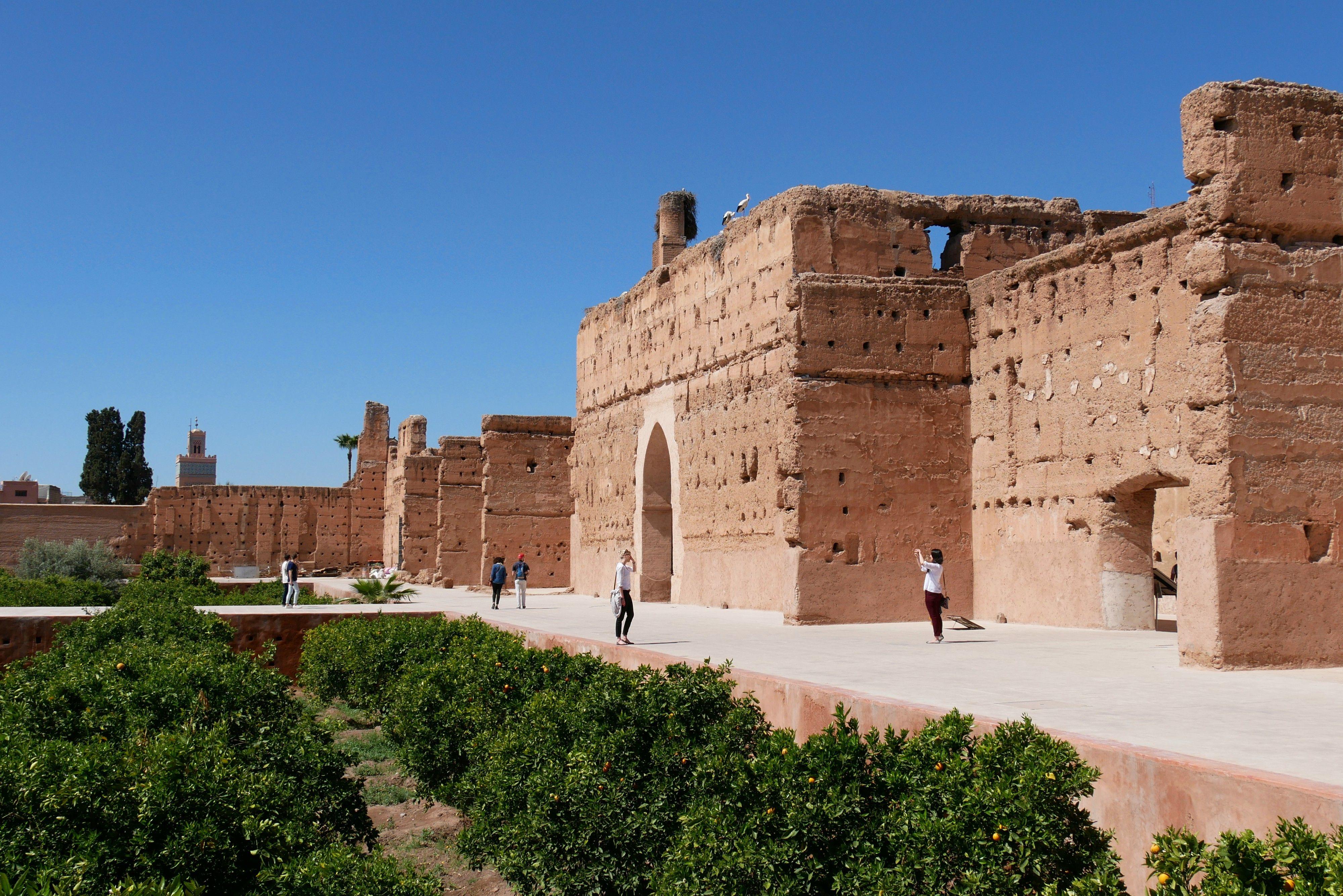 El Badii Palast