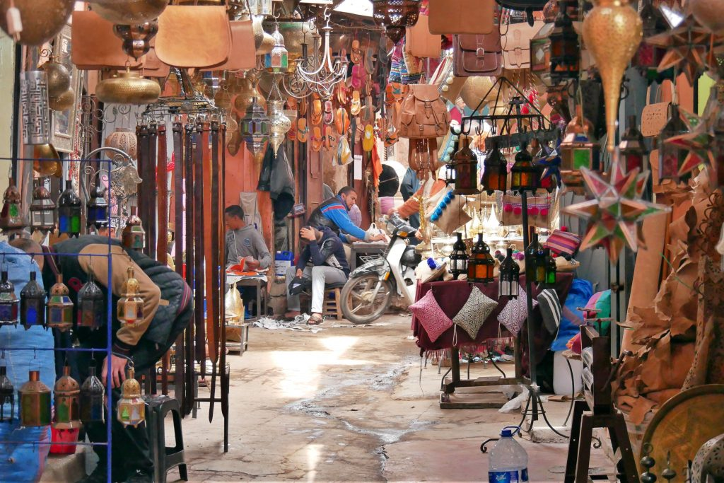 Souk Marrakesch