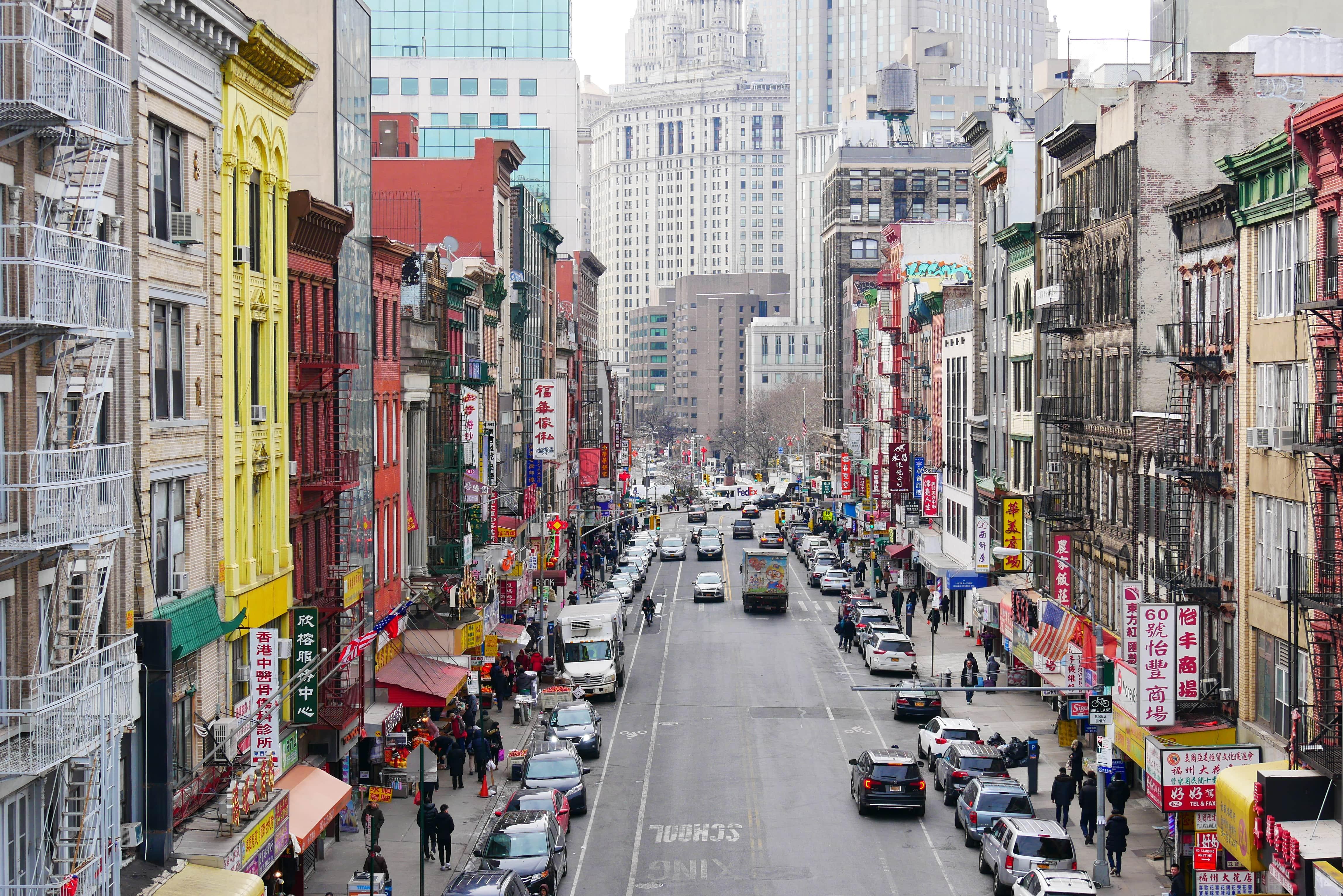 China Town Manhattan