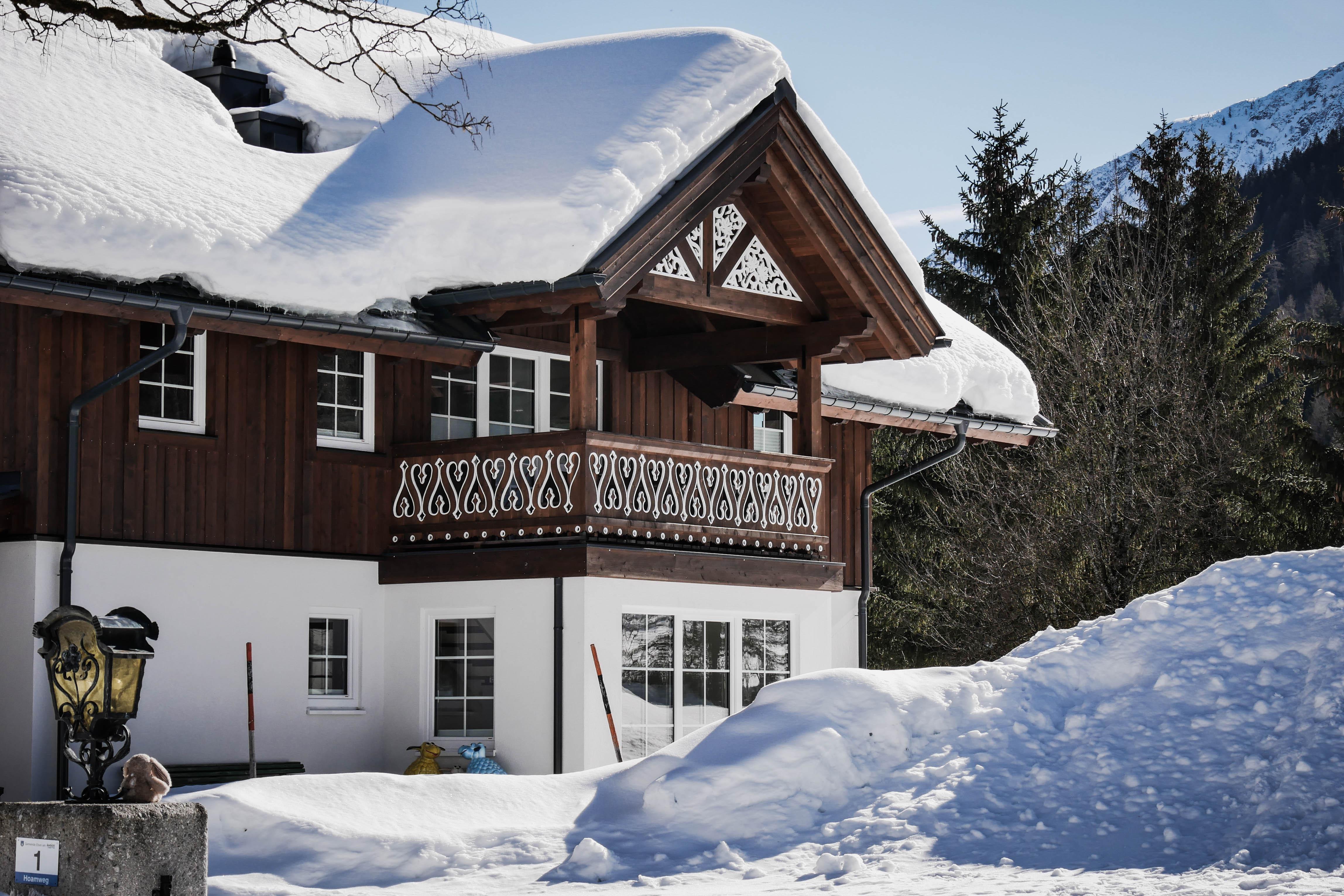 Haus in Pertisau