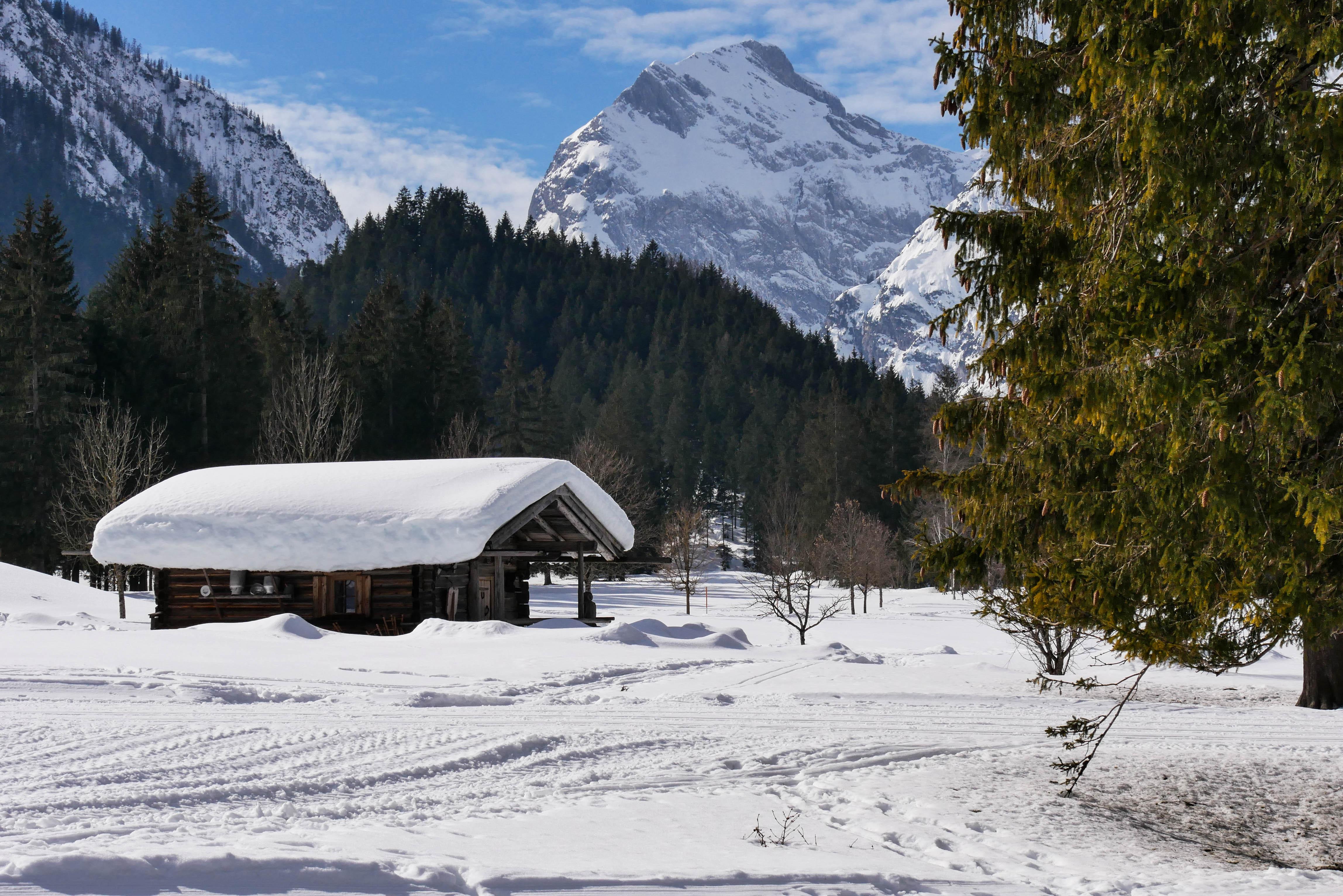 Landschaft Pertisau am Achensee