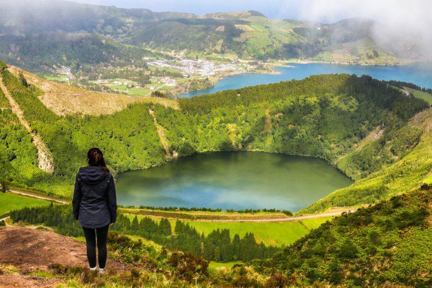 Lagoa das Sete Cidades São Miguel