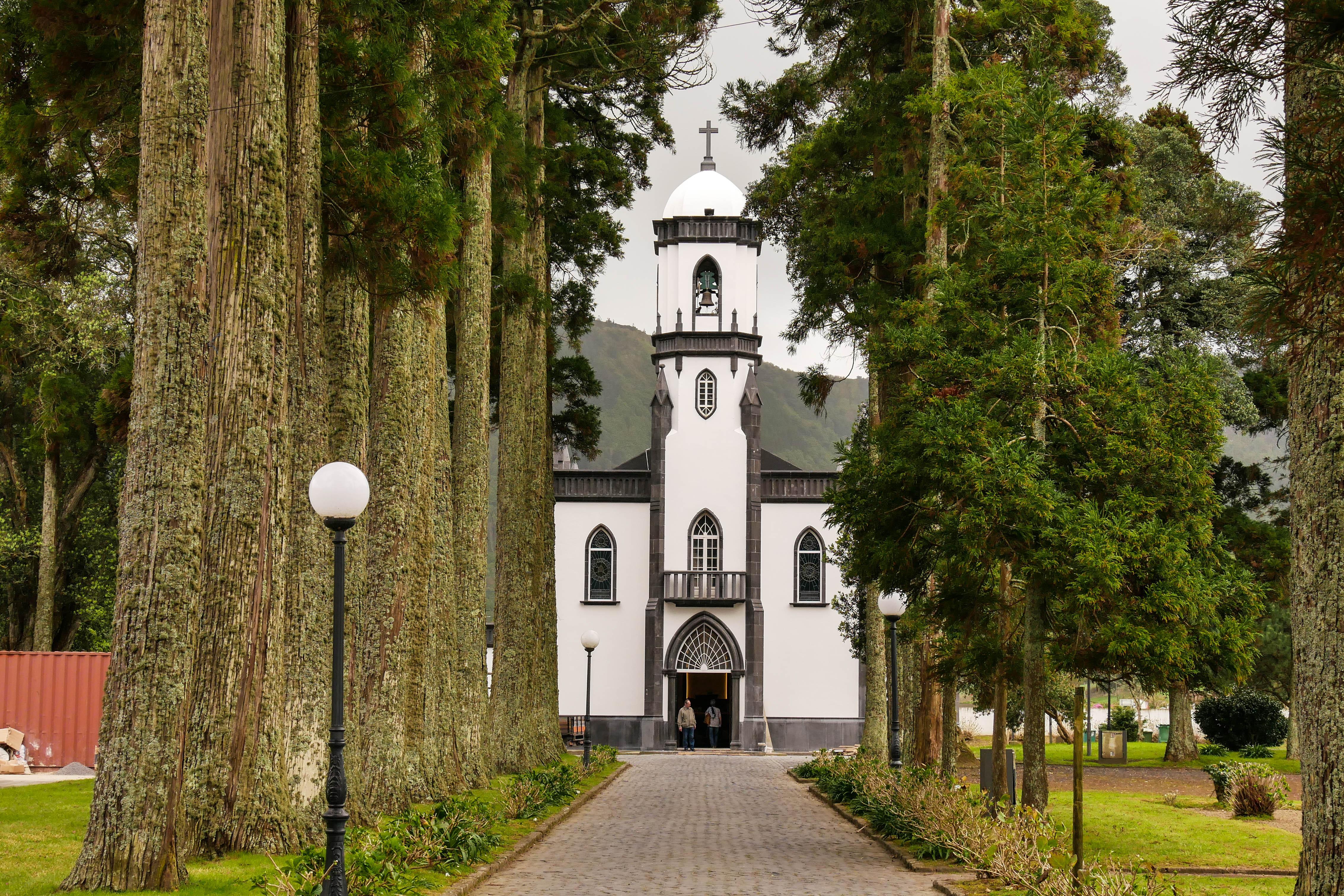 Igreja de São Nicolau in Sete Cidades