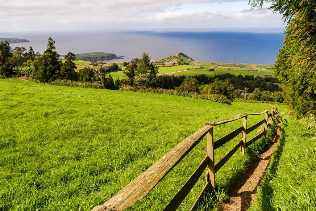 Landschaft São Miguel