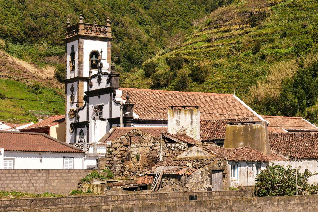Kirche in Faial da Terra
