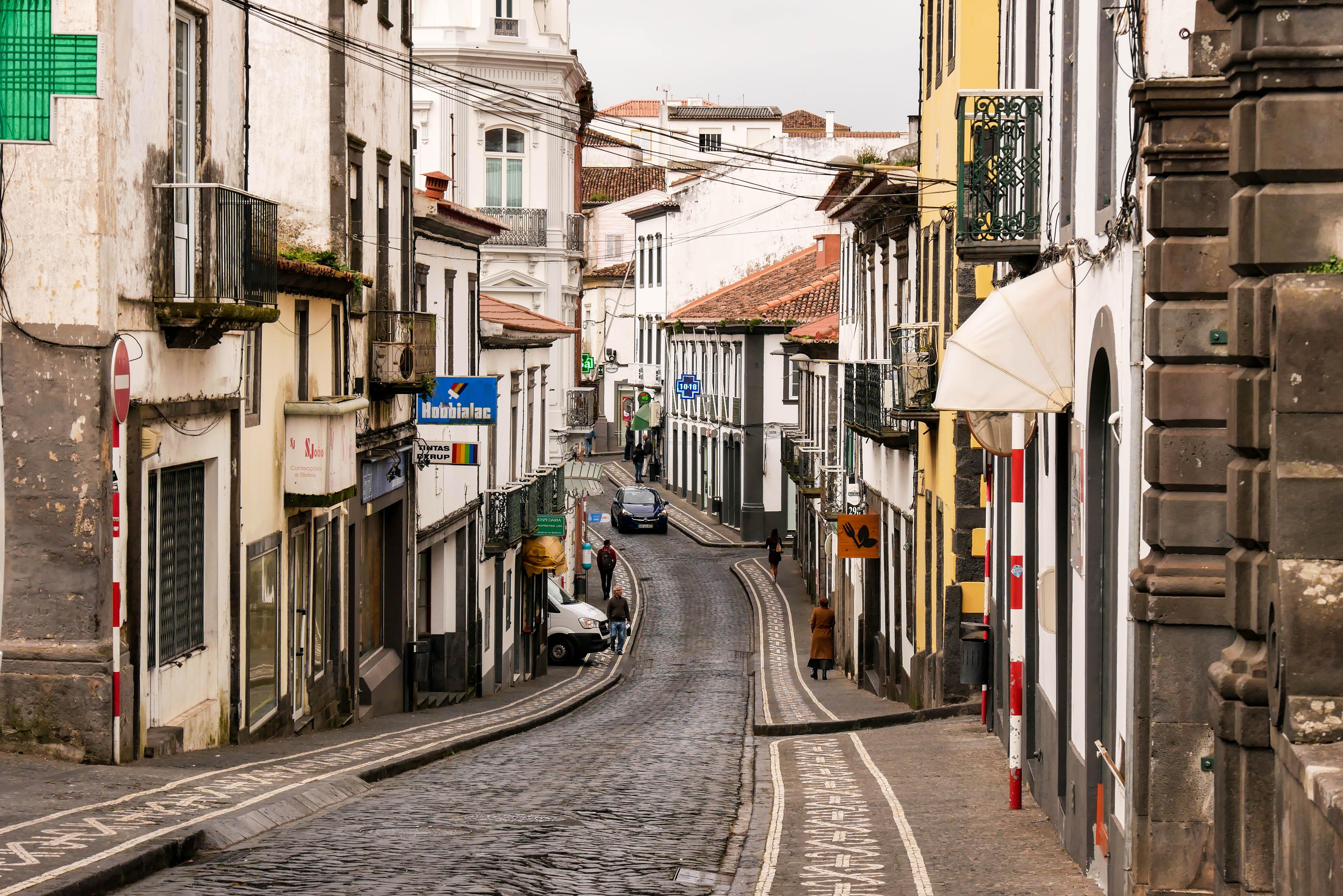 Ponta Delgada São Miguel Azoren