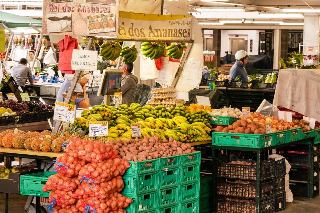 Mercado da Graça in Ponta Delgada