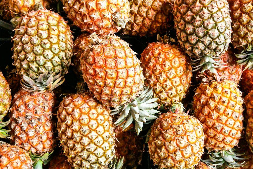 Ananas von São Miguel Azoren