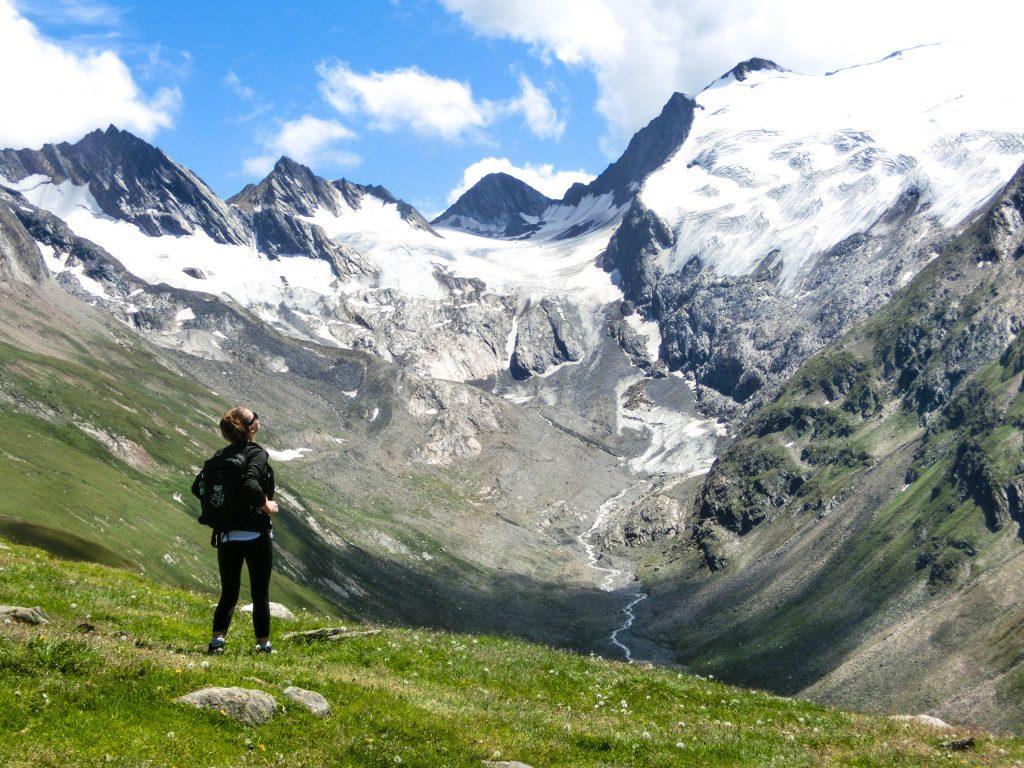 Berge Ötztal Tirol