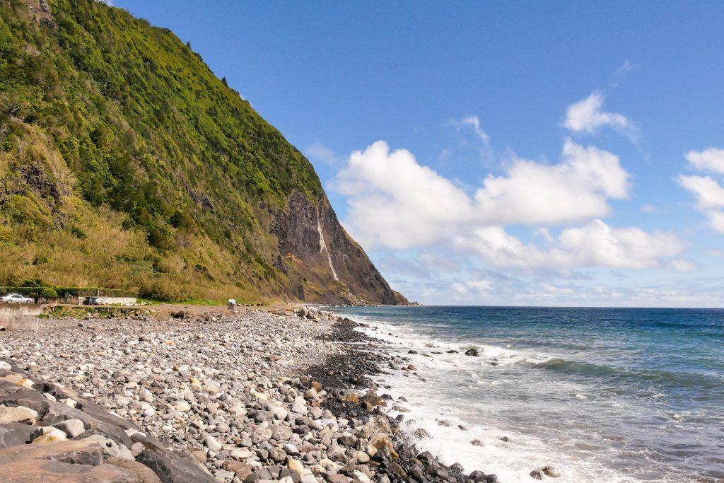 Küste bei Faial da Terra
