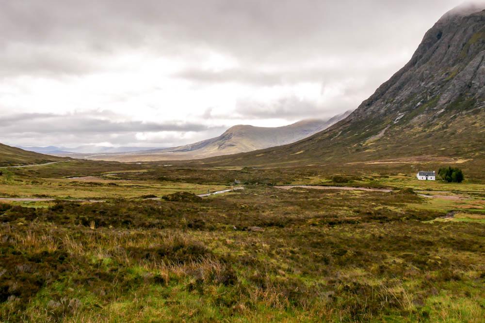 Glen Coe Schottland
