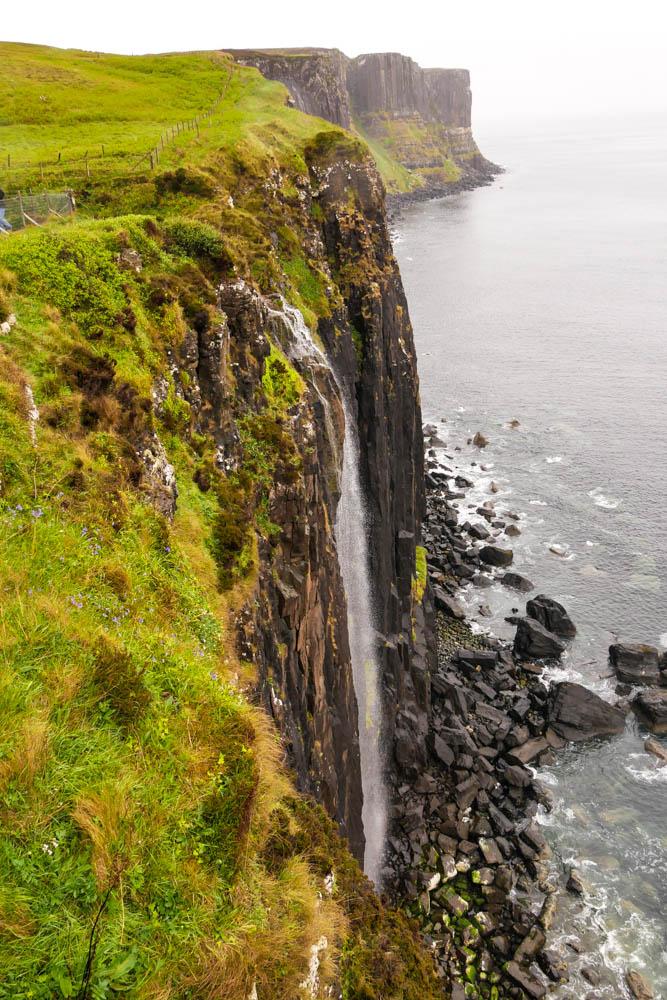 Kilt Rock Wasserfall, Isle of Skye