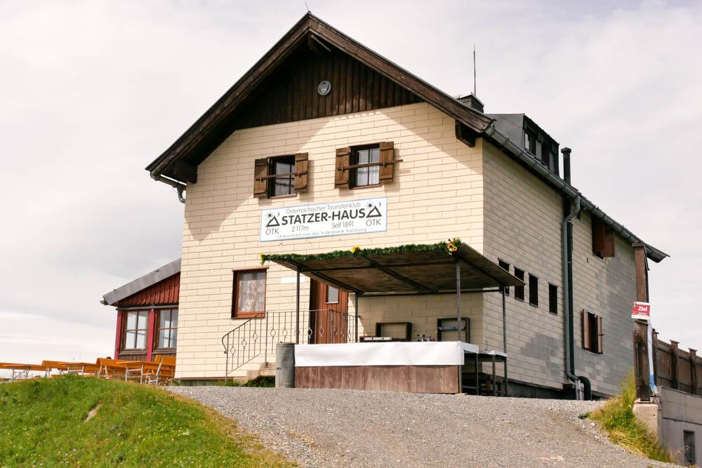Statzerhaus, Maria Alm