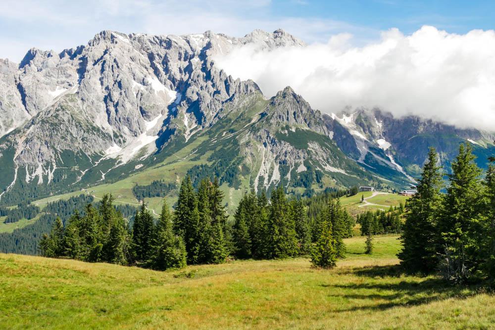 Wandern am Hochkönig im Salzburger Land
