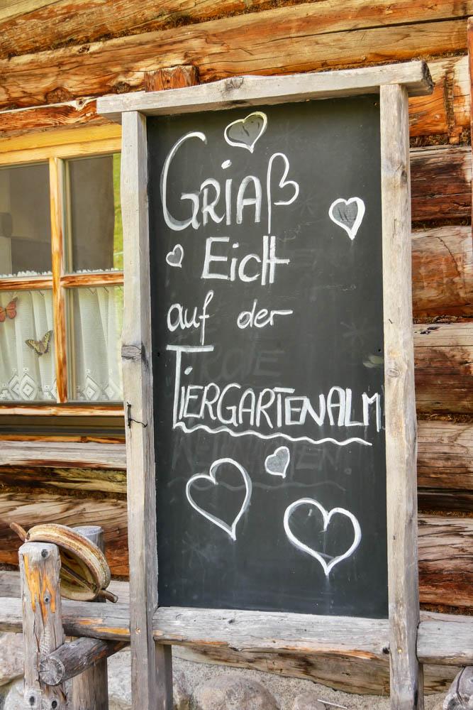 Tiergartenalm in Mühlbach am Hochkönig