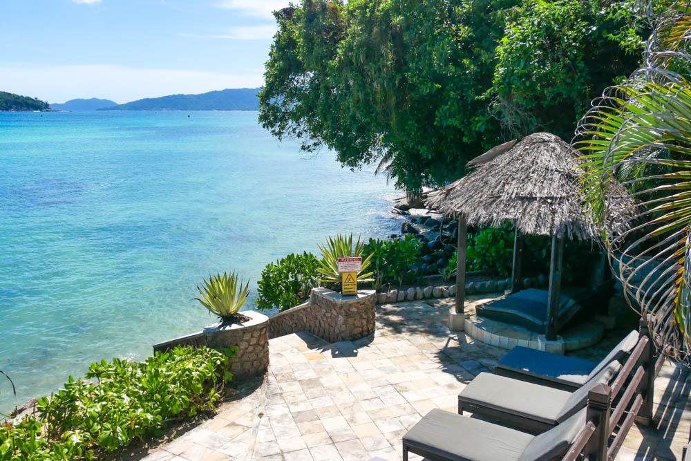 Praslin Hotel Chalets Cote Mer