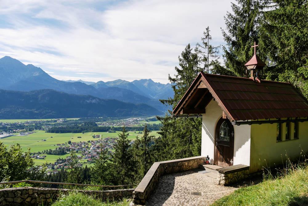 Costarieskapelle am Lechweg