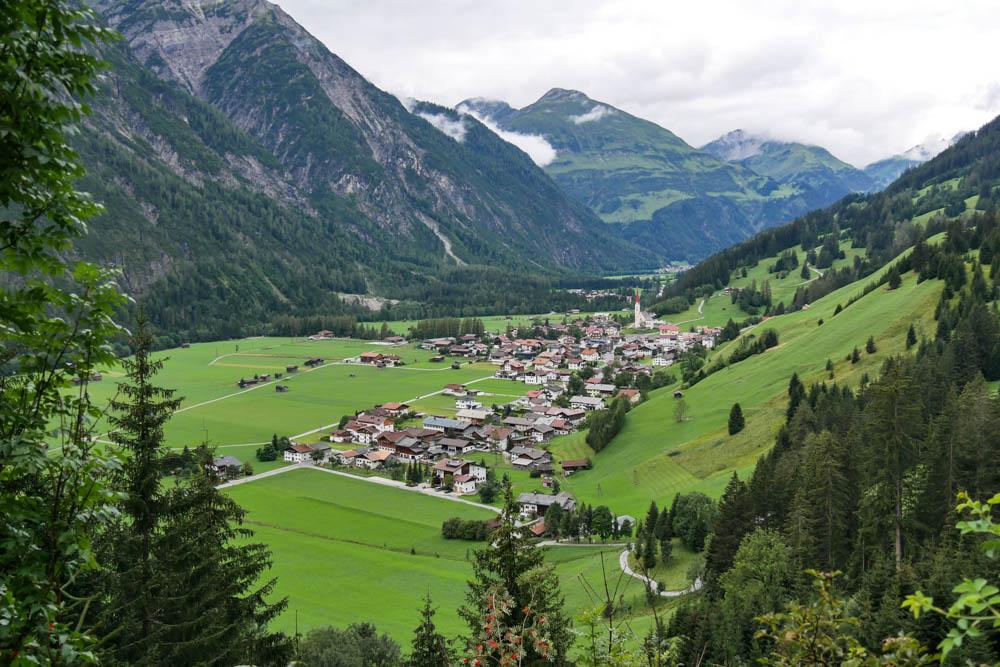 Holzgau Lechweg