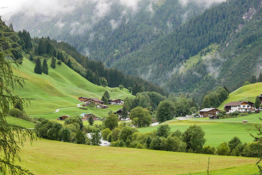 Bergwiesen Lechweg