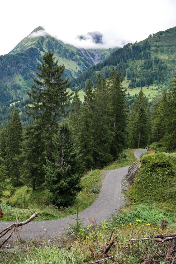 Lechweg Holzgau bis Warth